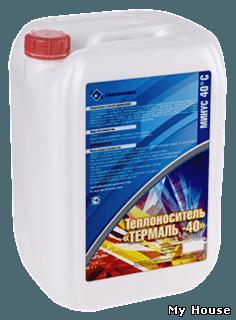 Охлаждающая жидкость  Термаль-40